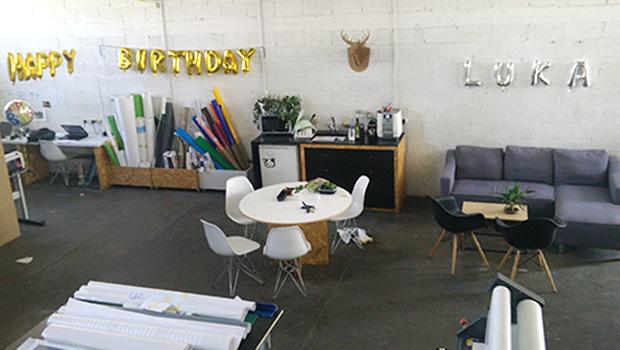 תכירו, הסטודיו שלנו :)
