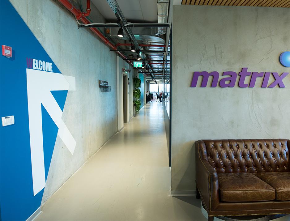Matrix Space Design 13