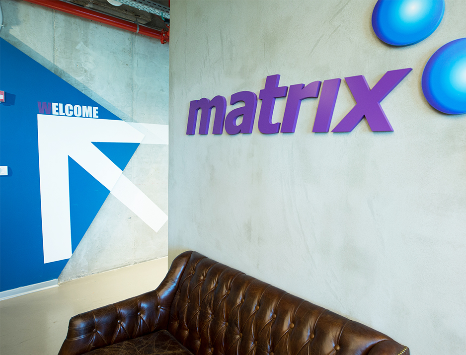 Matrix Wall Design 17
