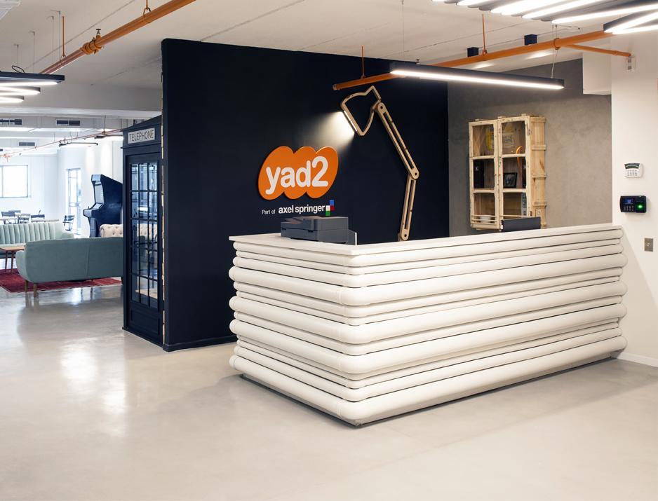 Yad2 Signage Design 7