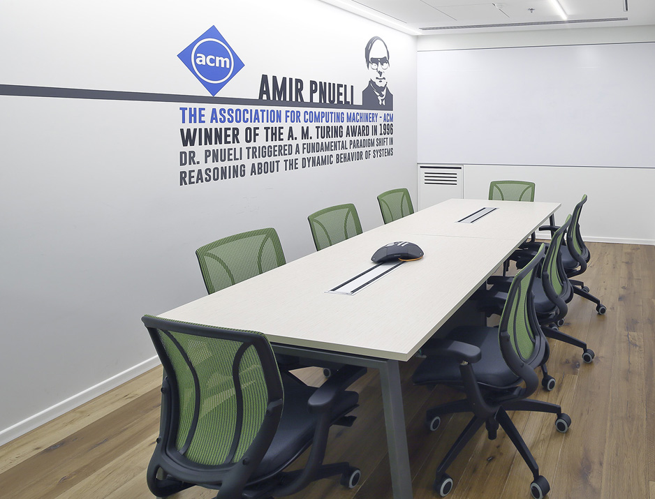 Cadence Meeting Room Decal Design 3