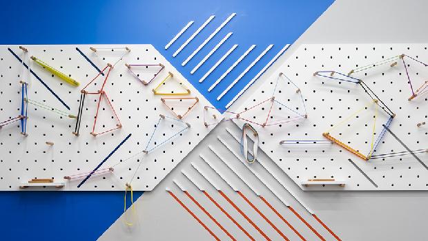 עיצוב משרדים/ מיתוג גרפי/ חברת קווסט/ תל מימד/עיצוב מוצר/ עיצוב גרפי במרחב/ מיתוג משרדים/ עיצוב חללי עבודה