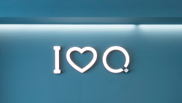 Logo Signage Quest