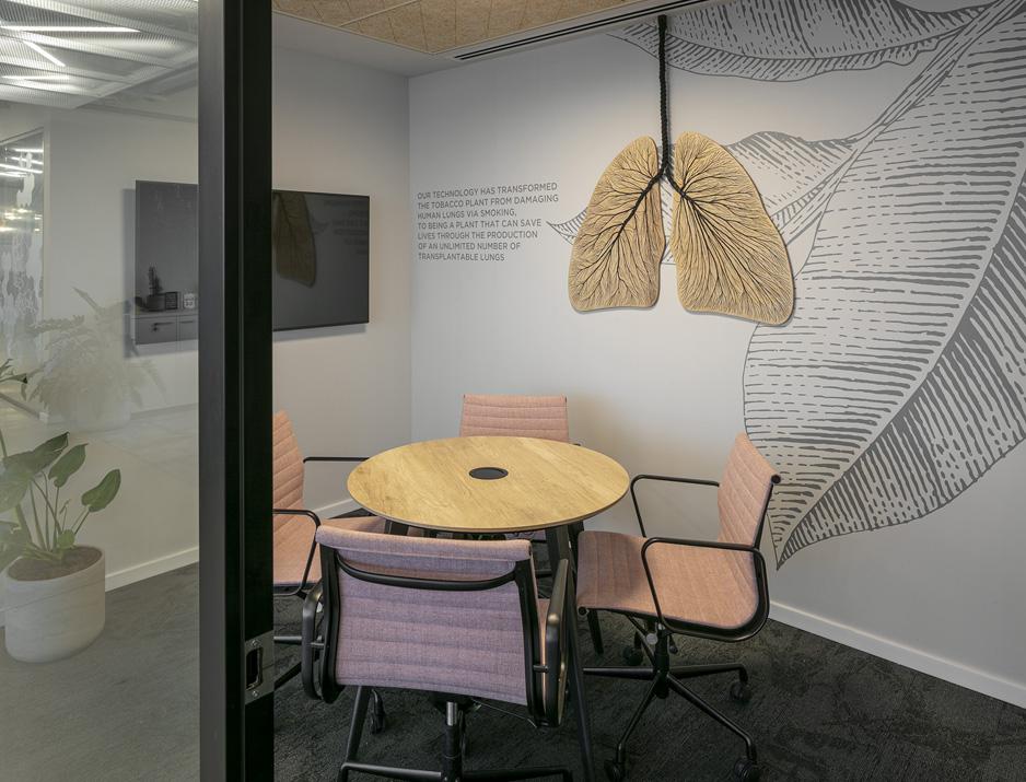 עיצוב משרדים/ מיתוג גרפי/ חברת קולפלנט/עיצוב מוצר/ עיצוב גרפי במרחב/ מיתוג משרדים/ עיצוב חללי עבודה
