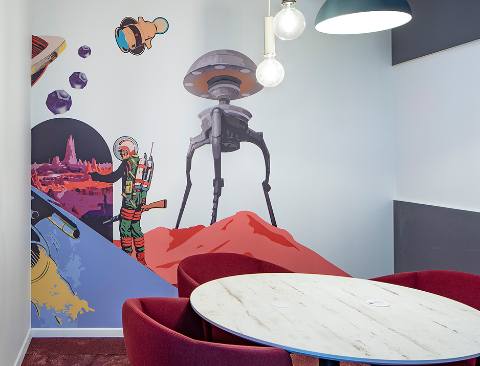 עיצוב משרדים | מיתוג גרפי | סטודיו לוקה| חברת ורוניס | עיצוב תעשיתי | עיצוב מוצר | עיצוב גרפי במרחב | מיתוג משרדים | עיצוב חללי עבודה | עיצוב קירות | עיצוב משרדים | מיתוג גרפי