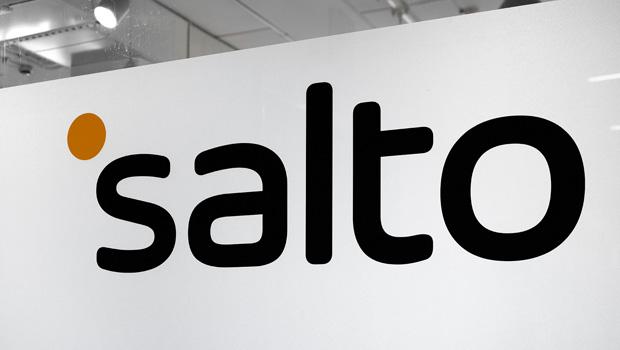 Salto Signage